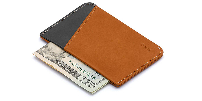 6923685cccc9 This is a stylish slim wallet made of premium