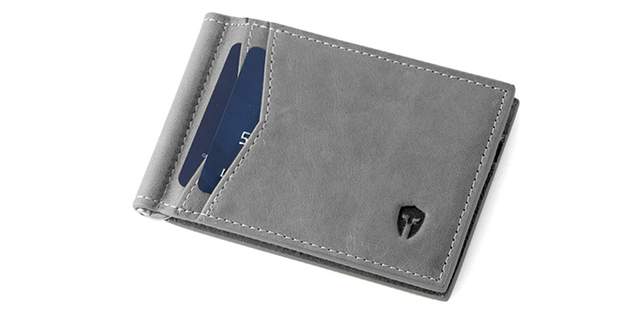 Each wallet is handcrafted from full grain leather; with time it develops a unique natural character. It has 8 card ...
