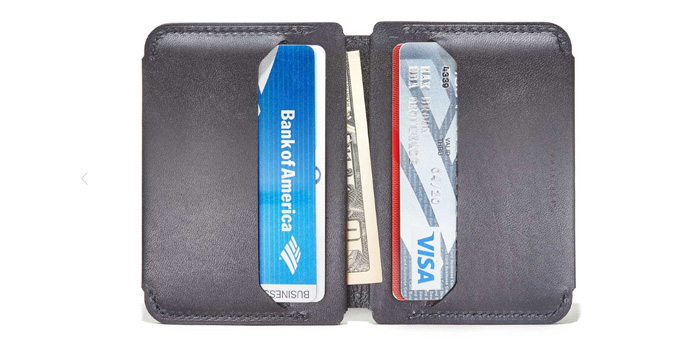 Grovemade-Black-Leather-Compact-Bifold-Wallet