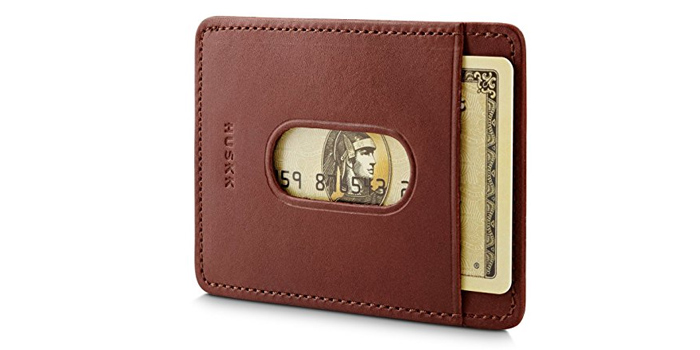 65 best mens minimalist wallets kalibrado huskk ultra slim front pocket card holder colourmoves