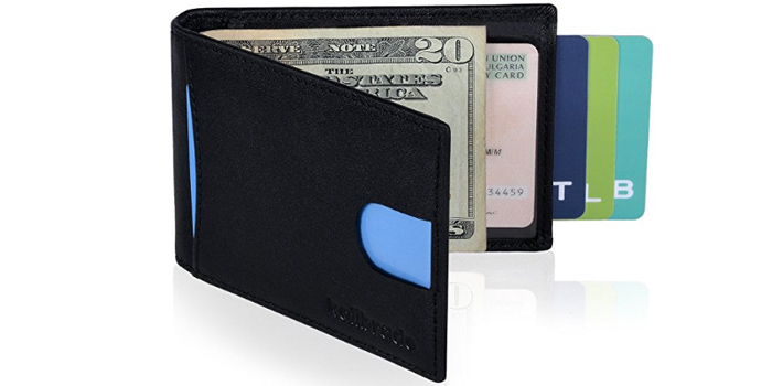 Kalibrado-Bifold-Thin-Wallet