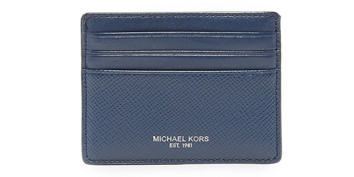 Michael-Kors-Men's-Harrison-Leather-Card-Case