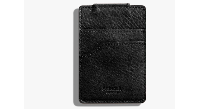 Shinola-Magnetic-Money-Clip-Wallet