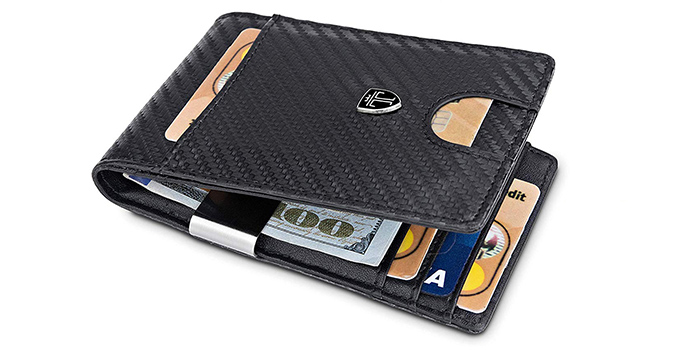 6e2e46edd04f 26 Best & Cool Carbon Fiber Wallets For Men - Kalibrado