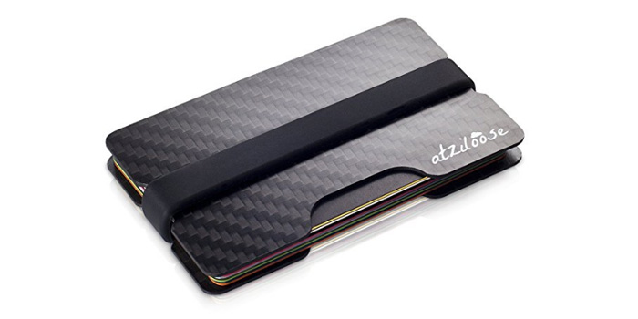 Ultra-Slim-Carbon-Fiber-Credit-Card-Wallet