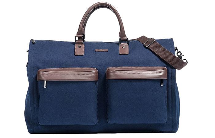 e1e3dc6da44 Hook- -Albert-Garment-Weekender-Bag - Kalibrado