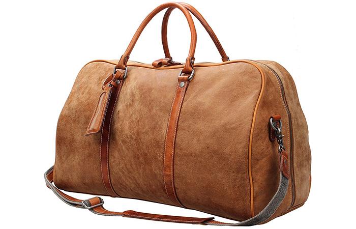 56f5355f8f1 Iblue-Leather-Weekend-Bag - Kalibrado
