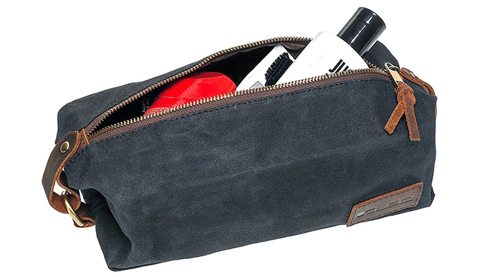 Kubo-Waxed-Canvas-Dopp-Kit