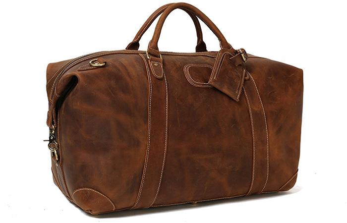 36d2d47c868 ROCKCOW-Vintage-Leather-Weekender - Kalibrado