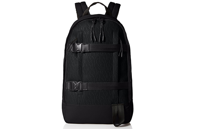 Armani-Exchange-Rubber-Nylon-Backpack
