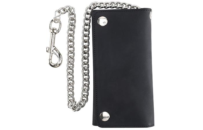 Genuine-Leather-Trucker's-Wallet