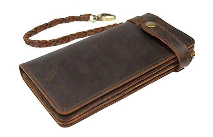 ITSLIFE-Bifold-Vintage-Wallet