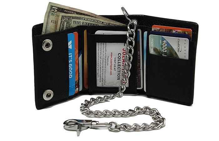 30 Best Chain Wallets For Men Kalibrado