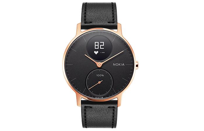 Nokia-Health-Steel-Hybrid-Smart-watch