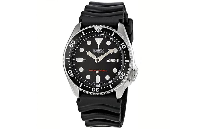 Seiko-SKX007K-Divers-Automatic-Watch