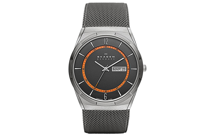 Skagen-Mesh-Titanium-Watch