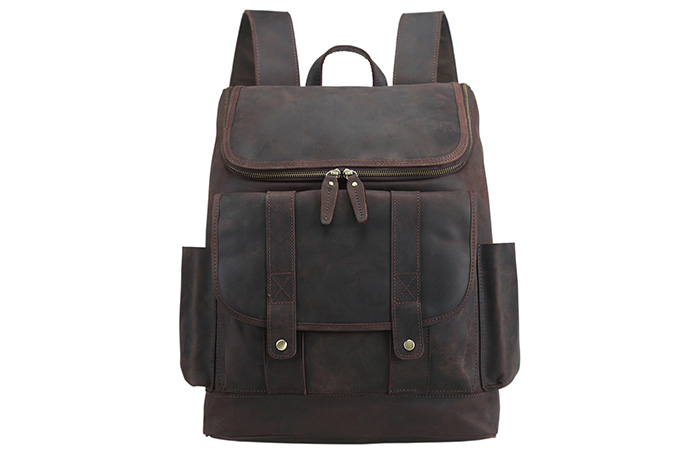 Texbo-Vintage-Leather-Travel-Bag