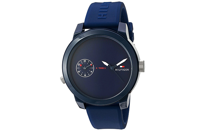 Tommy-Hilfiger-Plastic-and-Rubber-Watch