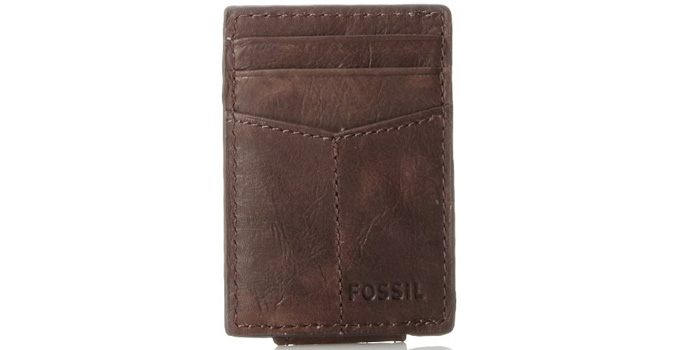 Fossil-Magnetic-Card-Case-Wallet