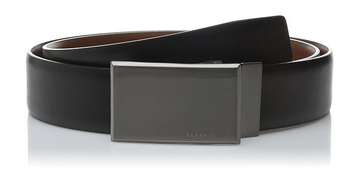 Perry-Ellis-Reversible-Plaque-Belt