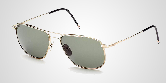THOM-BROWNE-2K-Gold-Sunglasses