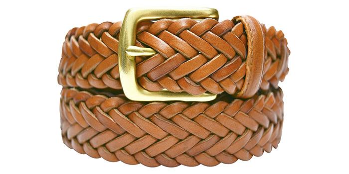 Tonka-Caramel-Tan-Belt