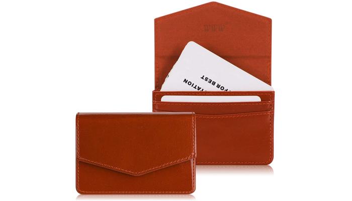 19 Best Business Card Holders For Men